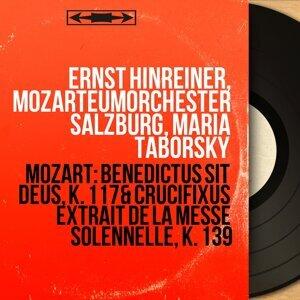 Ernst Hinreiner, Mozarteumorchester Salzburg, Maria Taborsky 歌手頭像