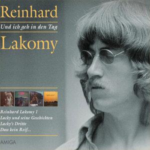 Reinhard Lakomy 歌手頭像