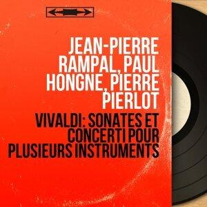 Jean-Pierre Rampal, Paul Hongne, Pierre Pierlot 歌手頭像