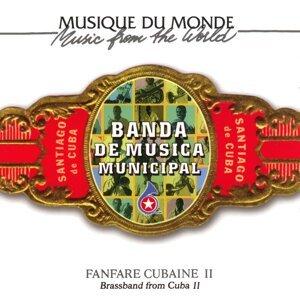 Banda Municipale de Musica de Santiago de Cuba 歌手頭像