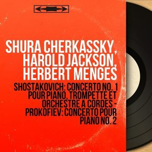 Shura Cherkassky, Harold Jackson, Herbert Menges 歌手頭像