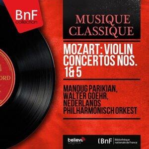 Manoug Parikian, Walter Goehr, Nederlands Philharmonisch Orkest 歌手頭像