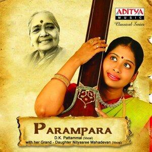 D. K. Pattammal, Nityasree Mahadevan 歌手頭像