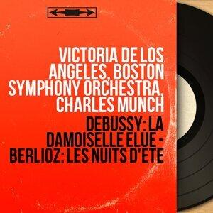 Victoria de los Ángeles, Boston Symphony Orchestra, Charles Munch 歌手頭像