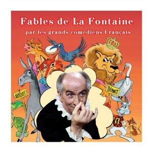 Fables de la Fontaine par les grands comédiens français 歌手頭像