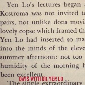 Dr. Yen Lo 歌手頭像