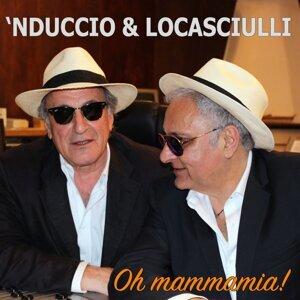 Mimmo Locasciulli, 'Nduccio 歌手頭像