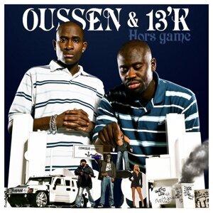 Oussen, 13'K 歌手頭像