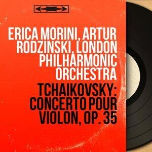 Erica Morini, Artur Rodzinski, London Philharmonic Orchestra 歌手頭像