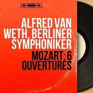 Alfred van Weth, Berliner Symphoniker 歌手頭像