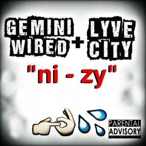 Gemini Wired & Lyve City 歌手頭像