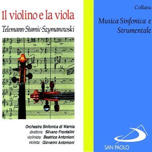 Orchestra Sinfonica di Warnia, Silvano Frontalini, Beatrice Antonioni, Giovanni Antonioni 歌手頭像
