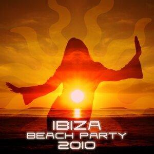 Ibiza Beach Party 2010 歌手頭像