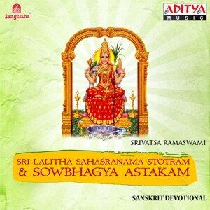 Srivatsa Ramaswami 歌手頭像