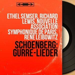 Ethel Semser, Richard Lewis, Nouvelle Association symphonique de Paris, René Leibowitz 歌手頭像