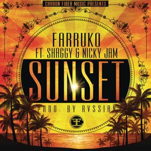 Farruko feat. Shaggy & Nicky Jam 歌手頭像