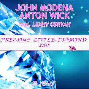 John Modena, Anton Wick 歌手頭像