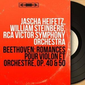 Jascha Heifetz, William Steinberg, RCA Victor Symphony Orchestra 歌手頭像