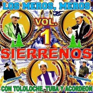 Los Meros, Meros Sierreños 歌手頭像