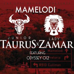 Lady Zamar,Junior Taurus 歌手頭像