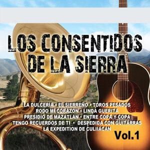 Los Consentidos De La Sierra 歌手頭像