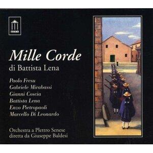 Battista Lena & Orchestra a Plettro Senese 歌手頭像