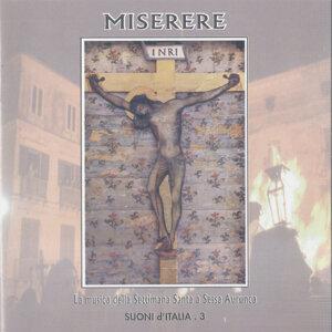 Miserere - La musica della Settimana Santa a Sessa Aurunca 歌手頭像