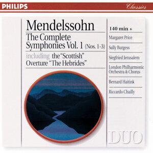 Bernard Haitink,Riccardo Chailly,London Philharmonic Orchestra 歌手頭像