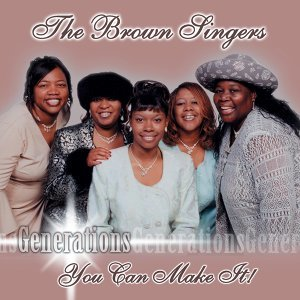 The Brown Singers 歌手頭像