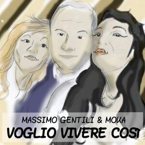 Massimo Gentili, Moka, Sarah Frau 歌手頭像