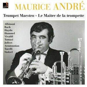 Maurice André, André Jolivet, Orchestre Philharmonique de l'O.R.T.F 歌手頭像