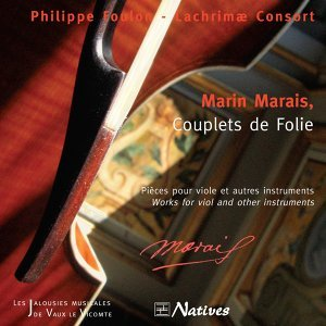 Philippe Foulon, Lachrimæ Consort 歌手頭像