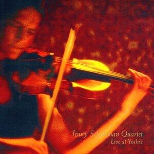 Jenny Scheinman Quartet