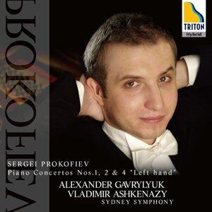 アレクサンダー・ガブリリュク/ウラディーミル・アシュケナージ/シドニー交響楽団 歌手頭像