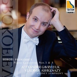 アレクサンダー・ガヴリリュク/ウラディーミル・アシュケナージ/シドニー交響楽団 歌手頭像