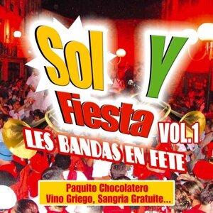 Sol y fiesta volume 1 歌手頭像