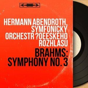 Hermann Abendroth, Symfonický orchestr Českého rozhlasu 歌手頭像