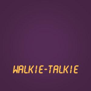 Walkie-Talkie 歌手頭像