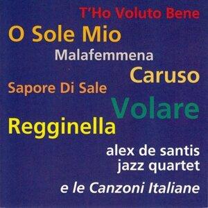 Alex de Santis Jazz Quartett 歌手頭像
