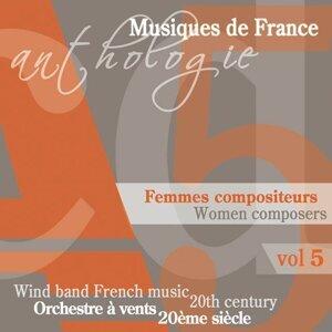 Anthologie des musiques originales pour orchestre à vent au XXème siècle - Femmes Compositeurs, Vol. 5 歌手頭像