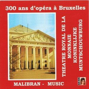 300 ans d'opéra à Bruxelles 歌手頭像