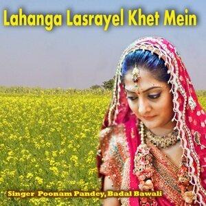 Badal Bawali, Poonam Pandey 歌手頭像