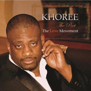 """Khoree """"The Poet"""" 歌手頭像"""