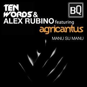 Ten Words, Alex Rubino 歌手頭像
