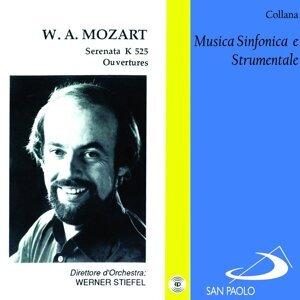 Werner Stiefel, Orchestra Filarmonica di Olsztyn 歌手頭像