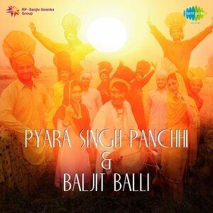 Pyara Singh Panchhi, Baljeet Kaur Balli 歌手頭像