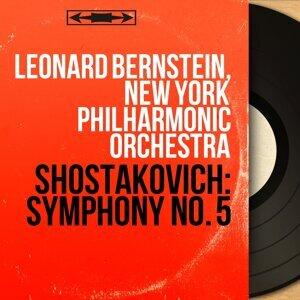 Leonard Bernstein, New York Philharmonic Orchestra 歌手頭像