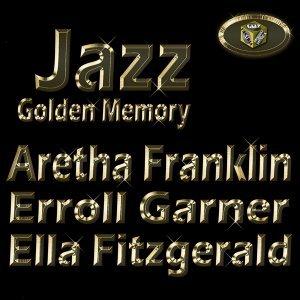 Ella Fitzgerald, Aretha Franklin, Erroll Garner 歌手頭像