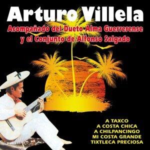 Arturo Villela, Dueto Alma Guerrerense, Conjunto Alfonso Salgado 歌手頭像
