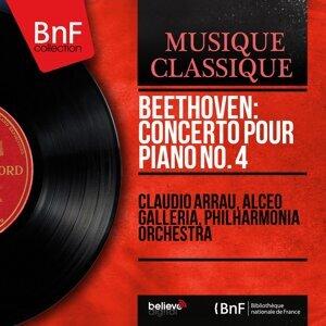 Claudio Arrau, Alceo Galleria, Philharmonia Orchestra 歌手頭像